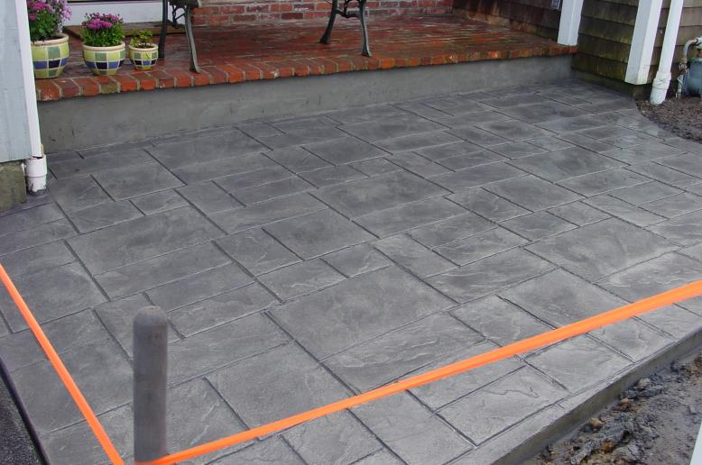 pavers over concrete patio http eagleconcretecorpnet driveway